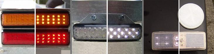 LED灯火