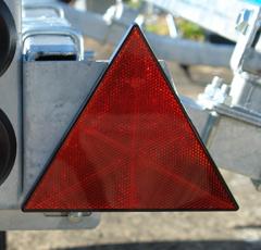 三角リフレクター